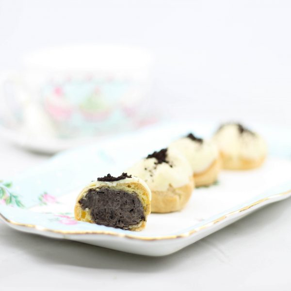 Cookies and Cream Choux